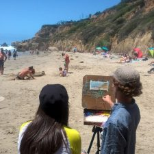 Malibu Workshop August 2017