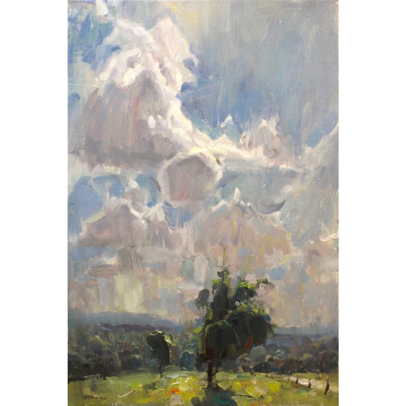 Clouds over the Countryside Limited edition print 3/3
